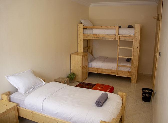 4 bed dorm Imsouane