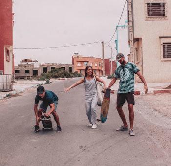 Afer Surf the best hostel in Imsouane